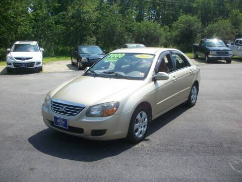 2009 Kia Spectra for sale at Auto Images Auto Sales LLC in Rochester NH