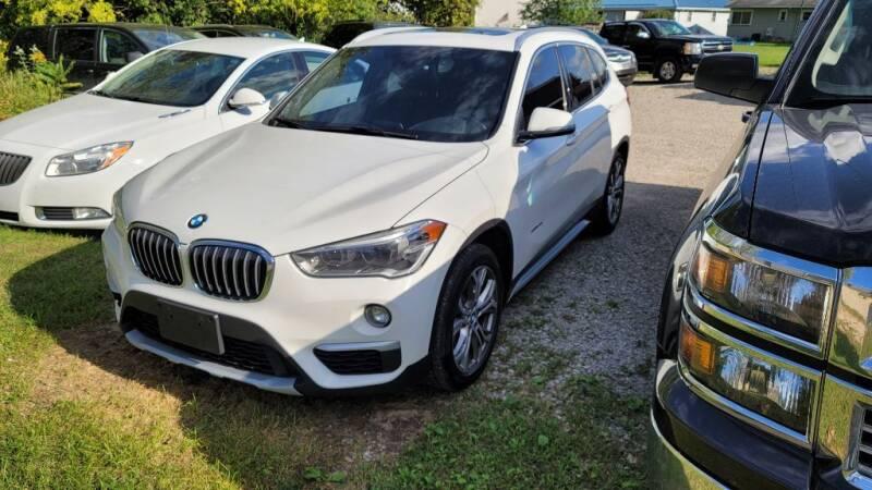 2016 BMW X1 for sale at Clare Auto Sales, Inc. in Clare MI