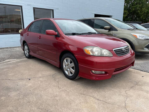 2008 Toyota Corolla for sale at Ron's Used Cars in Sumter SC