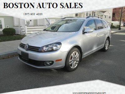 2011 Volkswagen Jetta for sale at Boston Auto Sales in Brighton MA