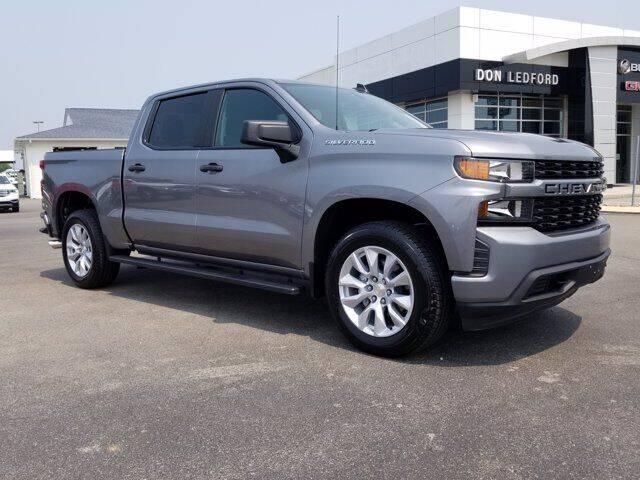 2020 Chevrolet Silverado 1500 for sale in Cleveland, TN