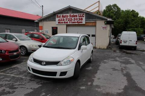 2010 Nissan Versa for sale at SAI Auto Sales - Used Cars in Johnson City TN