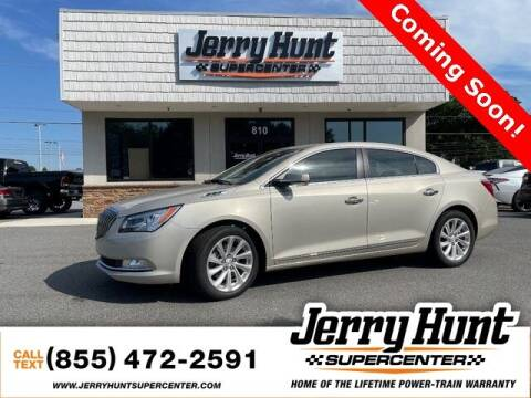 2014 Buick LaCrosse for sale at Jerry Hunt Supercenter in Lexington NC