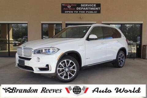 2017 BMW X5 for sale at Brandon Reeves Auto World in Monroe NC