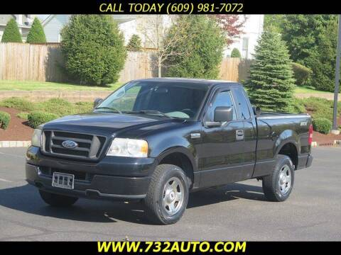 2005 Ford F-150 for sale at Absolute Auto Solutions in Hamilton NJ