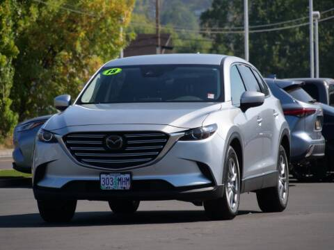 2018 Mazda CX-9 for sale at CLINT NEWELL USED CARS in Roseburg OR
