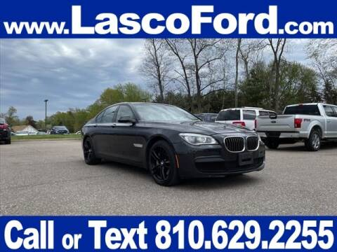 2013 BMW 7 Series for sale at LASCO FORD in Fenton MI