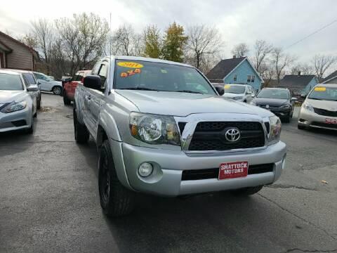 2011 Toyota Tacoma for sale at Shattuck Motors in Newport VT