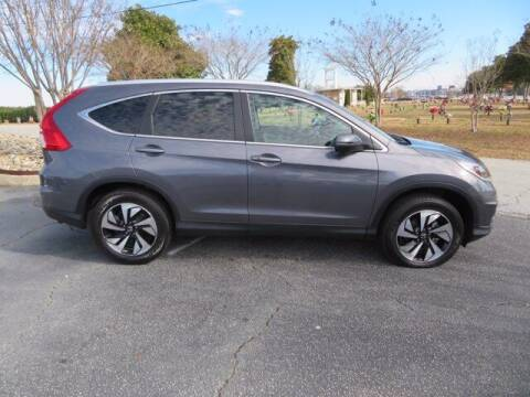 2016 Honda CR-V for sale at DICK BROOKS PRE-OWNED in Lyman SC