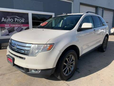 2008 Ford Edge for sale at AutoPros - Waterloo in Waterloo IA