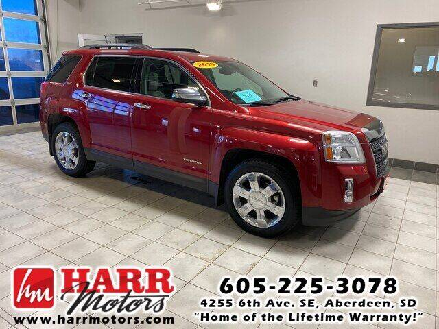2015 GMC Terrain for sale at Harr's Redfield Ford in Redfield SD