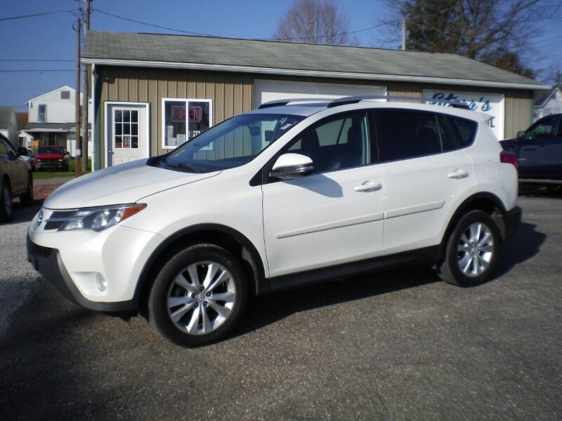 2014 Toyota RAV4 for sale at Starrs Used Cars Inc in Barnesville OH