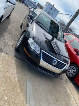 2006 Volkswagen Passat for sale at Bob Luongo's Auto Sales in Fall River MA
