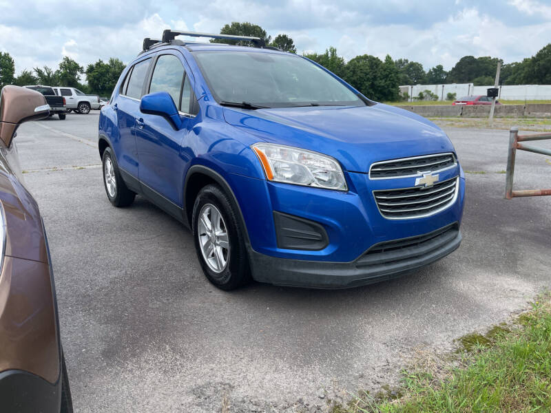 2015 Chevrolet Trax for sale at Auto Credit Xpress - Sherwood in Sherwood AR