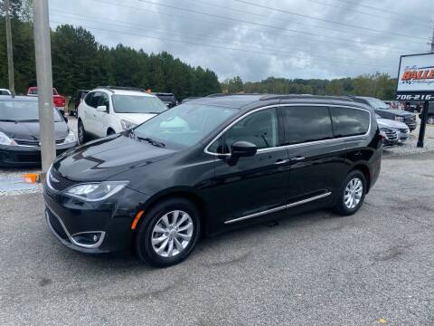 2017 Chrysler Pacifica for sale at Billy Ballew Motorsports in Dawsonville GA