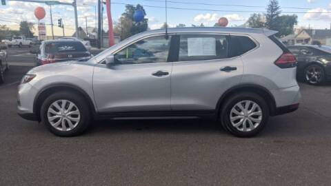 2017 Nissan Rogue for sale at Alvarez Auto Sales in Kennewick WA