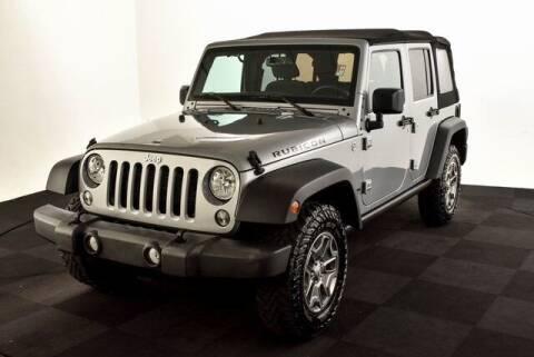 2015 Jeep Wrangler Unlimited for sale at Southern Auto Solutions-Jim Ellis Volkswagen Atlan in Marietta GA