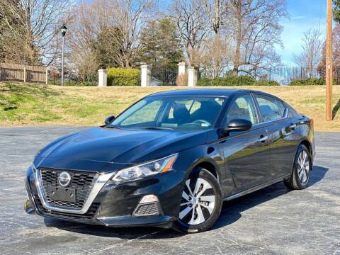 2019 Nissan Altima for sale at Sebar Inc. in Greensboro NC