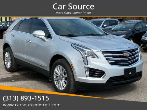 2018 Cadillac XT5 for sale at Car Source in Detroit MI