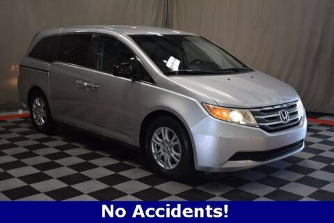 2012 Honda Odyssey for sale at Vorderman Imports in Fort Wayne IN