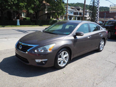 2015 Nissan Altima for sale at Advantage Auto Sales in Wheeling WV