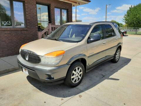 2002 Buick Rendezvous for sale at CARS4LESS AUTO SALES in Lincoln NE