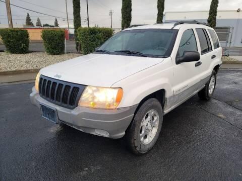 1999 Jeep Grand Cherokee for sale at The Auto Barn in Sacramento CA