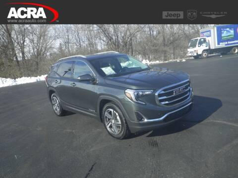 2020 GMC Terrain for sale at BuyRight Auto in Greensburg IN