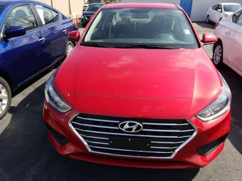 2019 Hyundai Accent for sale at MARTINDALE CHEVROLET in New Madrid MO
