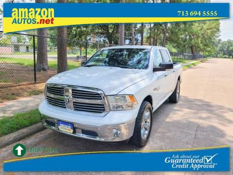 2015 RAM Ram Pickup 1500 for sale at Amazon Autos in Houston TX