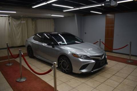 2018 Toyota Camry for sale at Adams Auto Group Inc. in Charlotte NC