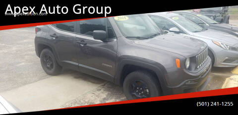 2018 Jeep Renegade for sale at Apex Auto Group in Cabot AR
