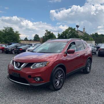 2016 Nissan Rogue for sale at OFIER AUTO SALES in Freeport NY