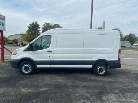 2018 Ford Transit Cargo for sale at Groesbeck TRUCK SALES LLC in Mount Clemens MI