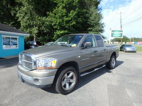 2006 Dodge Ram Pickup 1500 for sale at 6348 Auto Sales in Chesapeake VA