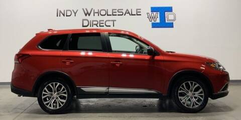 2018 Mitsubishi Outlander for sale at Indy Wholesale Direct in Carmel IN