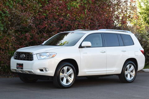 2010 Toyota Highlander for sale at Beaverton Auto Wholesale LLC in Aloha OR