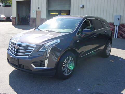 2017 Cadillac XT5 for sale at North South Motorcars in Seabrook NH