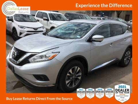 2017 Nissan Murano for sale at Dallas Auto Finance in Dallas TX