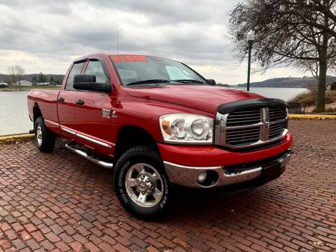 2008 Dodge Ram Pickup 2500 for sale at PUTNAM AUTO SALES INC in Marietta OH