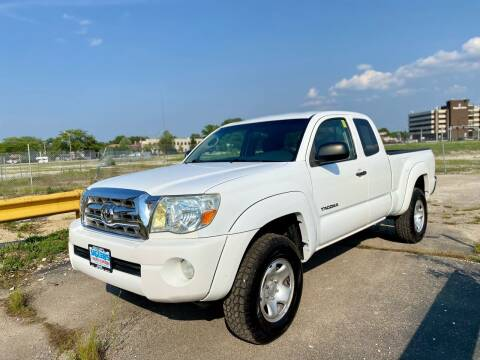 2005 Toyota Tacoma for sale at Siglers Auto Center in Skokie IL