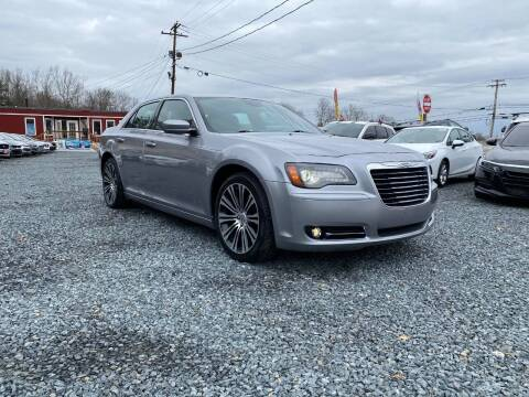 2013 Chrysler 300 for sale at A&M Auto Sales in Edgewood MD