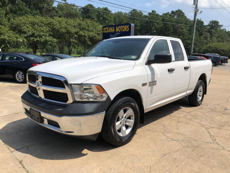 2015 RAM Ram Pickup 1500 for sale at Oceana Motors in Virginia Beach VA