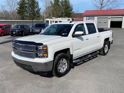 2015 Chevrolet Silverado 1500 for sale at Alexandria Auto Mart LLC in Alexandria PA