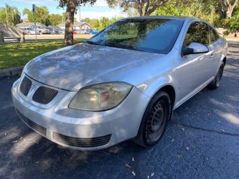 2007 Pontiac G5 for sale at Florida Prestige Collection in St Petersburg FL