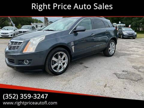 2010 Cadillac SRX for sale at Right Price Auto Sales in Waldo FL