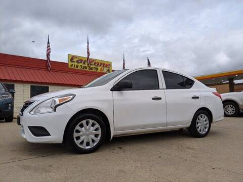 2015 Nissan Versa for sale at CarZoneUSA in West Monroe LA