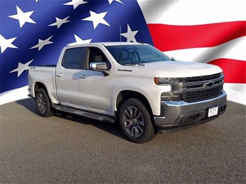 2021 Chevrolet Silverado 1500 for sale at Gentilini Motors in Woodbine NJ
