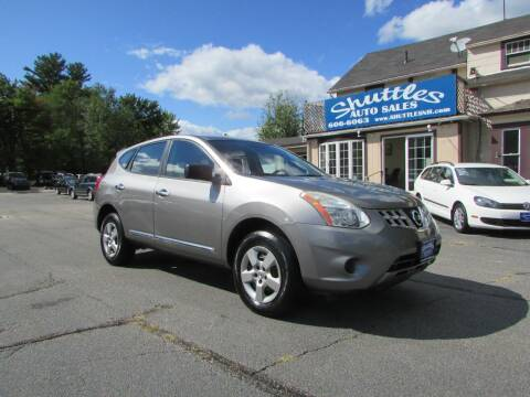 2011 Nissan Rogue for sale at Shuttles Auto Sales LLC in Hooksett NH