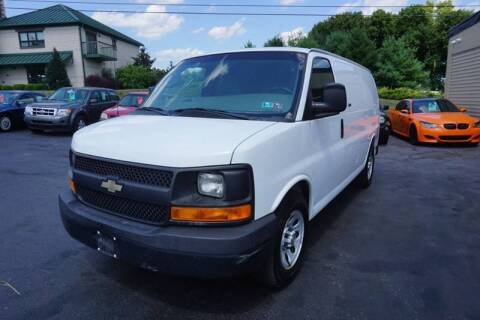 2011 Chevrolet Express Cargo for sale at I-Deal Cars LLC in York PA